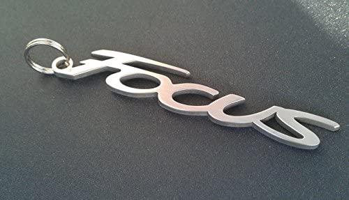 Llavero (para Ford Focus MK3 ST RS TDCI 16V), diseño de logotipo