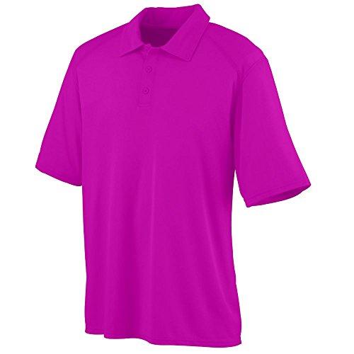 Augusta Sportswear Men's Vision Sport Shirt 2XL Power Pink