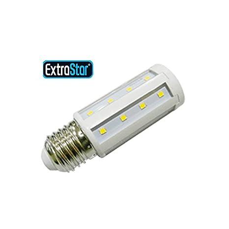 BOMBILLA LED E27 5.5W - Luz Fría/Día: Amazon.es: Bricolaje y herramientas