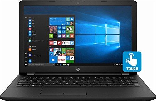 HP Flagship 15.6″ HD Touchscreen Signature Laptop Computer, Intel Core i3-7100u 2.40 GHz, 8GB DDR4 Memory, 1TB HDD, DVDRW, HDMI, HD Webcam, Bluetooth, Windows 10 Home