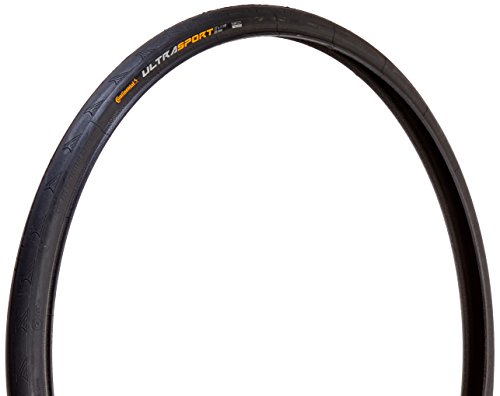 Continental Ultra Sport II Road Clincher, 27 x 1 1/8-Inch, Black
