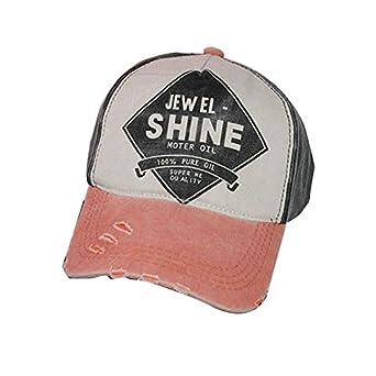 Amazon.com: CUSHY Outdoor ummer Cap Embroidery Meh Cap Hat for Men Women Gorra Hombre hat Hip Hop Cap Dad 55-60cm: B3: Clothing