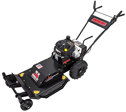 Swisher-WBRC11524C-Predator-Talon-24-Inch-115-HP-Walk-Behind-Rough-Cut-Mower-Black