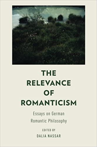 com the relevance of r ticism essays on german  the relevance of r ticism essays on german r tic philosophy 1st edition