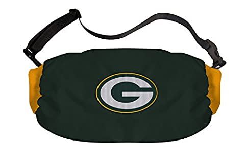 NFL Green Bay Packers Handwarmer (Green Bay Packers Hat Scarf)