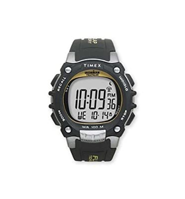 Mens Timex Ironman Flix 100 Lap Watch by Timex