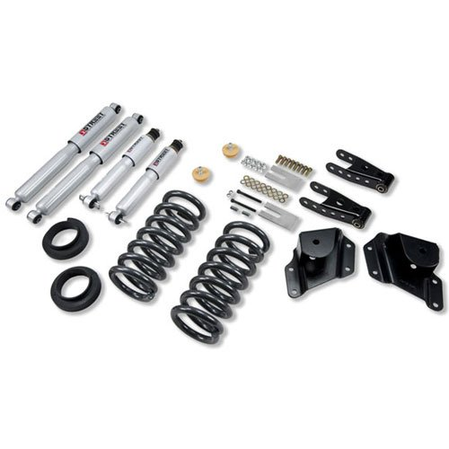 04 silverado lowering kit - 2