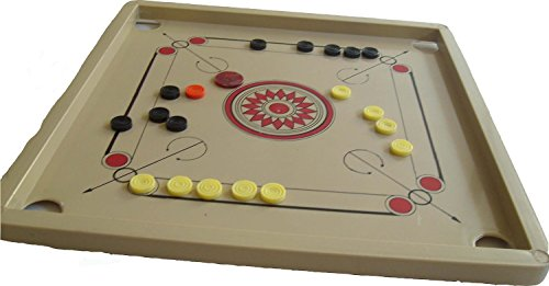 Plastic-Travel-Size-Carrom-Board-19-inches-x-19-inches