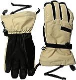 Burton Women's Deluxe Gore-tex Glove, Pebble Heather, Large
