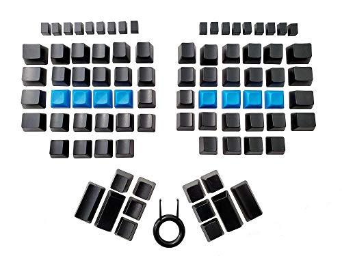 94 Keycaps sin denominacion solo para Kinesis Advantage2