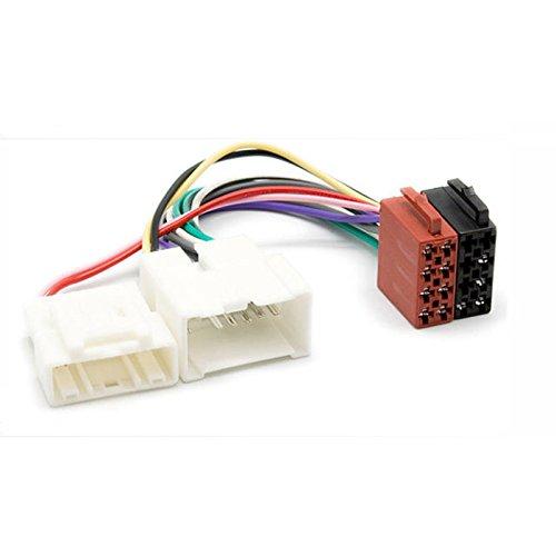 /043/ modelli selezionati /Adattatore radio ISO per Renault 2012/+ CARAV 12/ //Dacia 2011/+ Wire connettore cablaggio Loom/ /Cavo adattatore stereo modelli selezionati