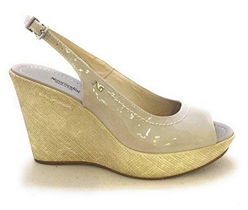 Nero Giardini - Sandalias de vestir para mujer NAPLAK MOONLIGHT
