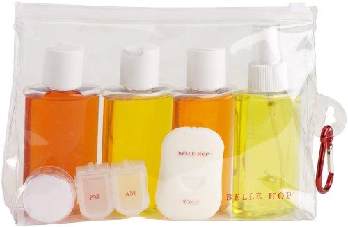 Belle Hop Carry on Bottle set