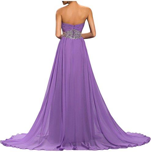 TOSKANA BRAUT - Vestido - trapecio - para mujer lila
