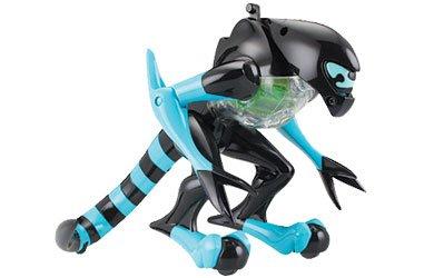 amazon com ben 10 15cm dna alien heroes xlr8 toys games