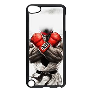 iPod Touch 5 Case Black street fighter ryu Q5V4BJ