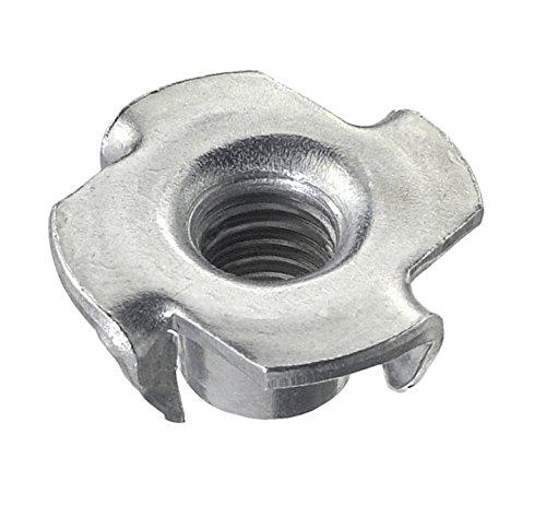 Connex KL6430086 /Écrous /à frapper galvanis/és M6 x 9,7 mm 1000 g