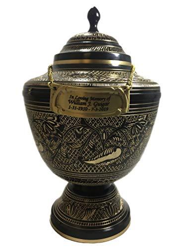 urn medallion - 7