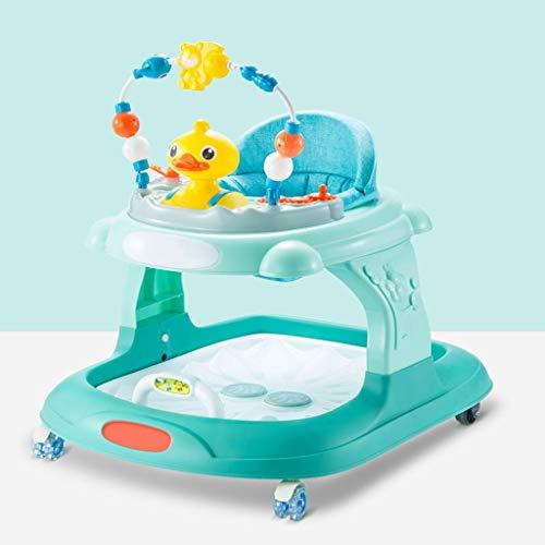 Andador de bebe Childrens Walker Multifunción antivuelco 6-12 ...