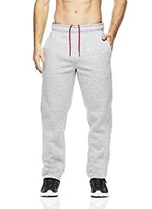 Reebok Men's High Impact Track Pants Performance Activewear