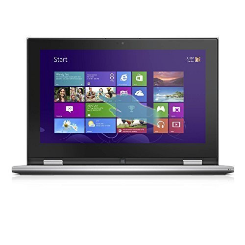 500 5400 Gb Usb (Dell Inspiron i3148 11.6-Inch 2 in 1 Convertible Touchscreen Laptop (Intel Core i3 Processor, 4GB RAM, 500G HDD) (Certified Refurbished))