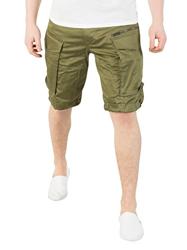 G-Star Men's Premium Micro Str Twill, SAGE, 33