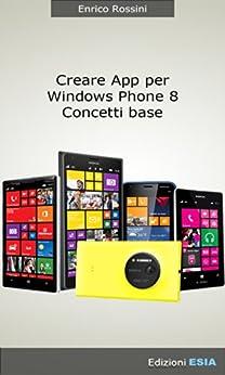 creare app per windows phone 8 windows phone