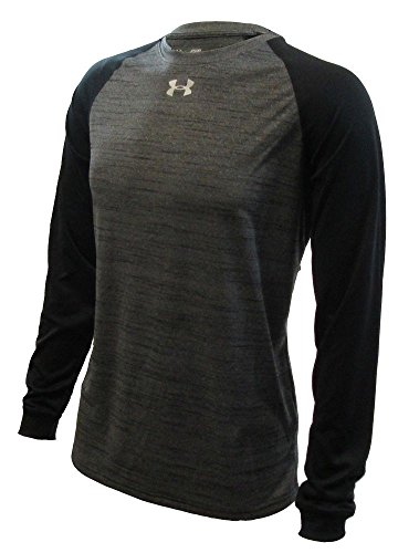 Under Armour Mens Novelty Locker L/S Tshirt ( 1277109 ) (Medium, 001Black)