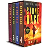 The Stone Cold Thriller Series: Books 4-6: An Anthology of Harvey Stone Action Thrillers (Stone Cold Series Boxset Book 2)