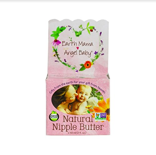 Natural Nipple Butter Organic Breastfeeding Cream