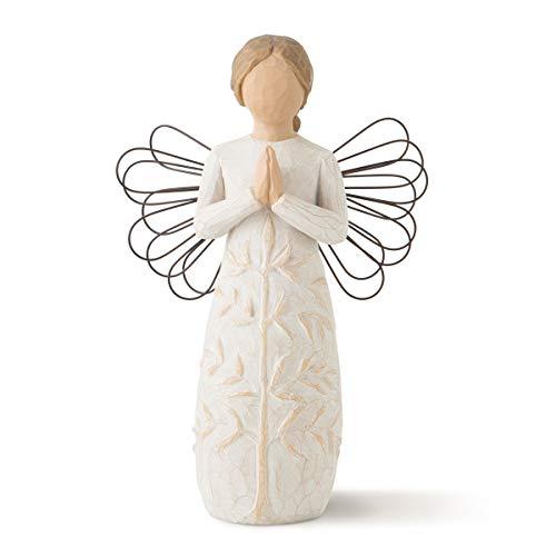 Demdaco DD26170 Willow Tree Angel A Tree A Prayer Figurine