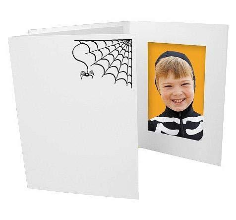 Halloween spiderweb event Photo Folder sold in 25s - 4x6 -