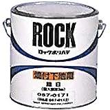 ロック ポリパテ 細目[焼付型上塗塗料対応] 4kg 主剤のみ