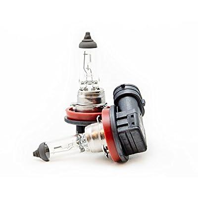 2X OSRAM OEM Bulbs - H8 Halogen 12V/35W Fog Light Headlight for BMW 525i 530i 540i 540iP M5 528i 528xi 535i 535xi 550i 535xi 645Ci M6 650i 645Ci M6 650i X5 3.0si X5 3.5d X5 4.8i X5 M X5 35d 35iX X5: Automotive [5Bkhe0107140]