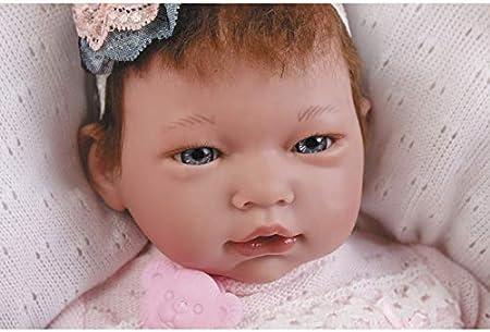Munecas Guca 10066 - Muñeca de bebé con diseño de Ainoa con un ...