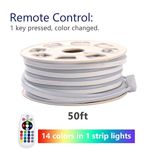 Rgb Led Neon Rope Light in US - 3