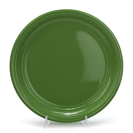Green Stalk by Mainstays Stoneware Dinner Plate  sc 1 st  Amazon.com & Amazon.com | Green Stalk by Mainstays Stoneware Dinner Plate ...
