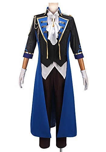 Cosonsen Uta No Prince Sama Legend Star Hijirikawa Masato Cosplay Costume Season 4 Adult Costum All Size (Men -