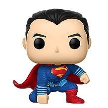 Funko 13704 POP! Movies: DC Justice League – Superman Toy Figure