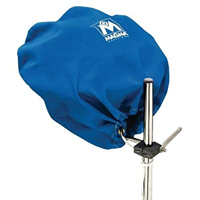 1 - Magma Grill Cover f/Kettle Grill - Party Size - Pacific Blue by Magma