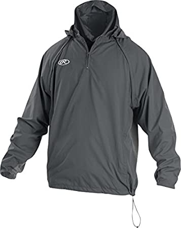 Rawlings Sporting Goods Boys Youth Jacket W Removable Sleeves /& Hood
