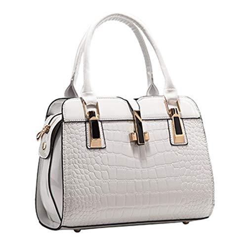 color Femme Magai Main Pour White White Sac Avec À Et x7p7vBn0