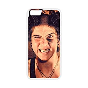 crazy boy iPhone 6 4.7 Inch Cell Phone Case White 53Go-417200