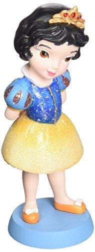Enesco Disney Showcase Little Princess Snow White Stone Resin Figurine