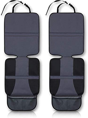 Autositzschutz von Drive Auto Products - Bietet umfassenden Schutz für Kindersitze und Babyautositze sowie Hundematten,A