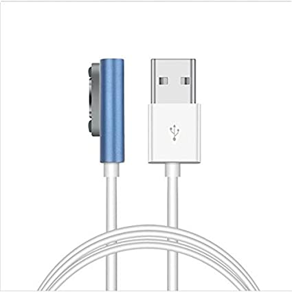 Amazon.com: Aluminio Metal Cargador USB LED de cable ...