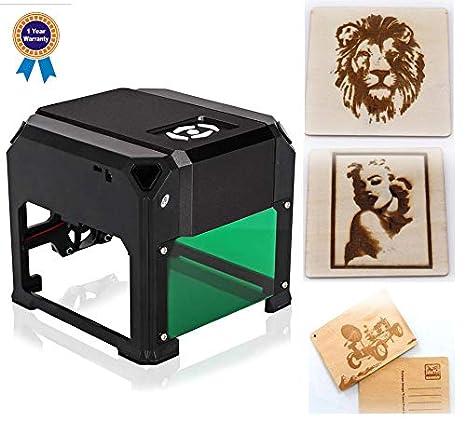 Amazon.com: Kit de grabado láser CNC de bricolaje, máquina ...