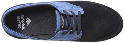 Emerica Männer Der Romero Troubadour Low Skate Schuh Navy blau
