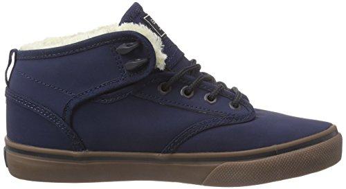 GlobeMotley Mid - Zapatillas Unisex adulto azul - Blau (13210 navy/ash Fur)