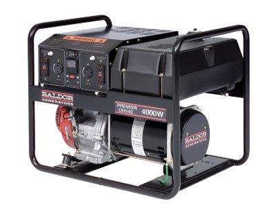 4,000 Watt Premier Industrial Portable Generator With Honda Engine